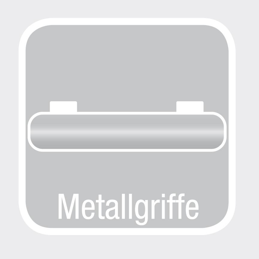 Metallgriffe