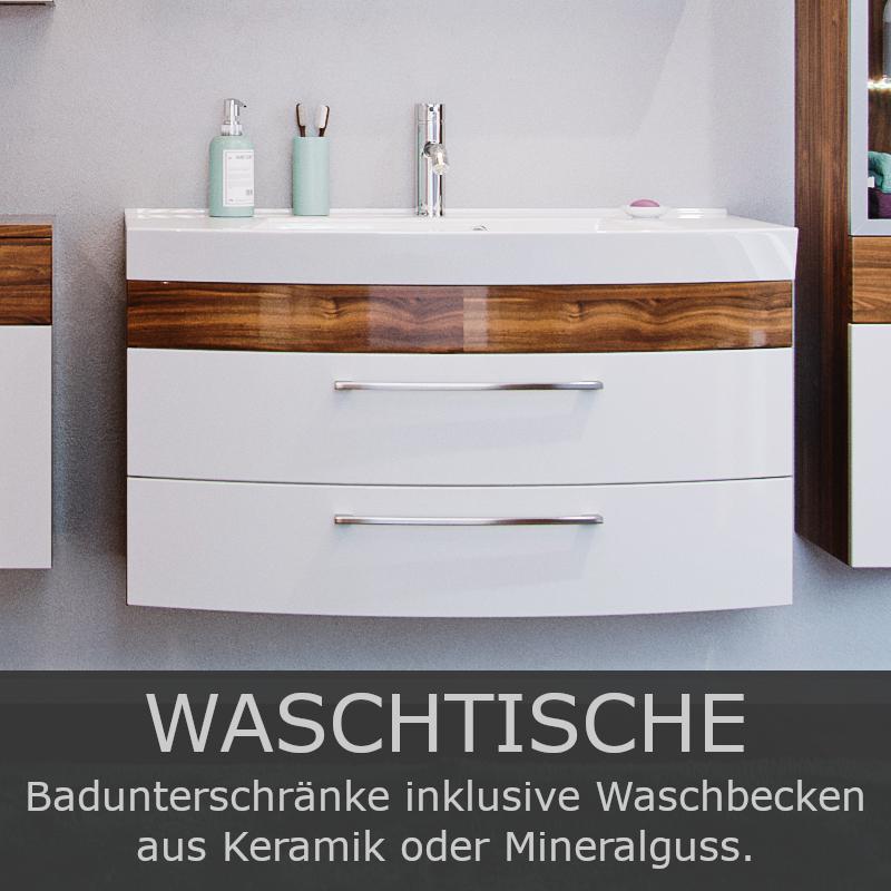 Waschtische | Badunterschränke inklusive Waschbecken