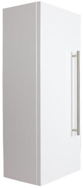 Hängeschrank LEVANA S 30x70x20,5cm weiss hochglanz