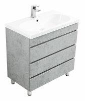 Waschplatz KALIS 70cm Beton-Optik