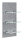 Wandregal VIVA Beton-Nb. mit Glasböden und LED-Beleuchtung