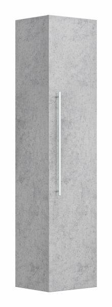 Hochschrank HOMELINE 150cm Beton-Optik