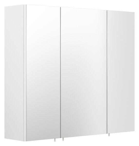 Spiegelschrank weiß 70cm