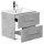 Waschplatz HOMELINE 61cm Beton-Optik