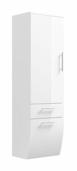 Hochschrank Salona weiß 40cm